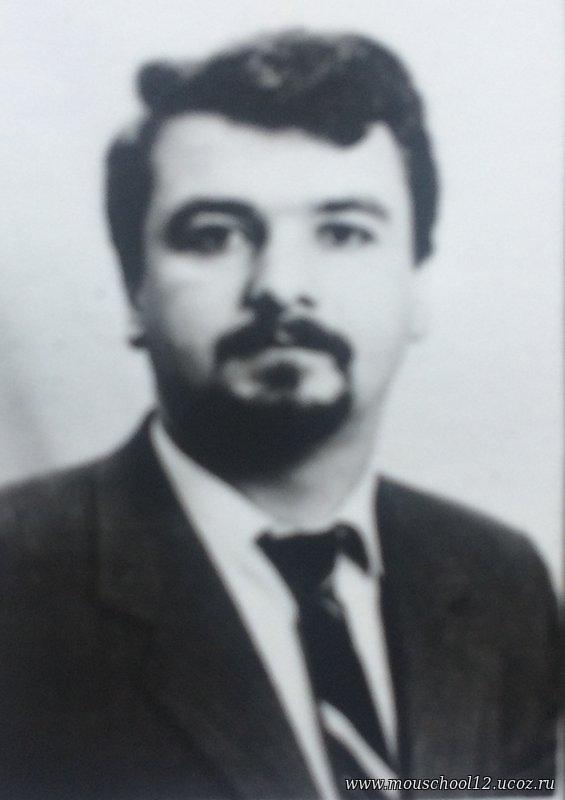 Ежиков Владимир Семенович